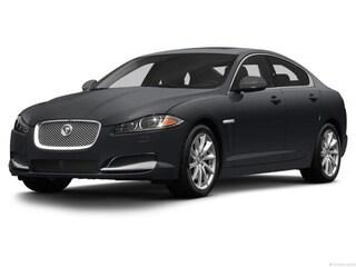 2013 Jaguar XF Supercharged Sedan