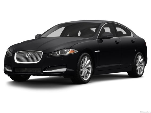 2013 Jaguar XF AWD V6 SC Sedan