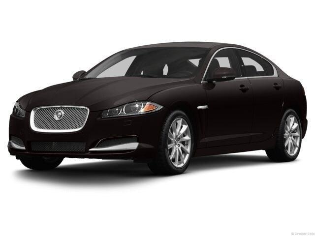 2013 Jaguar XF V6 SC Sedan