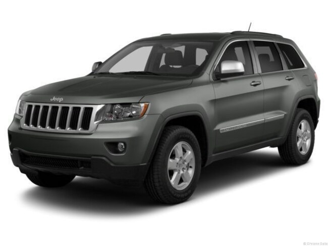 Used 2013 Jeep Grand Cherokee Laredo SUV in Johnston, RI