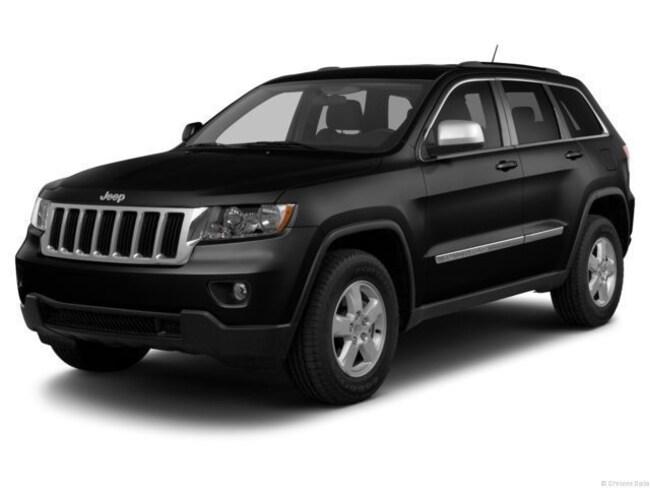 2013 Jeep Grand Cherokee Overland 4WD  Overland