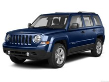 2013 Jeep Patriot Latitude SUV