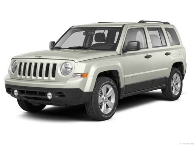 Used vehicle 2013 Jeep Patriot Latitude SUV for sale near you in Morrilton, AR