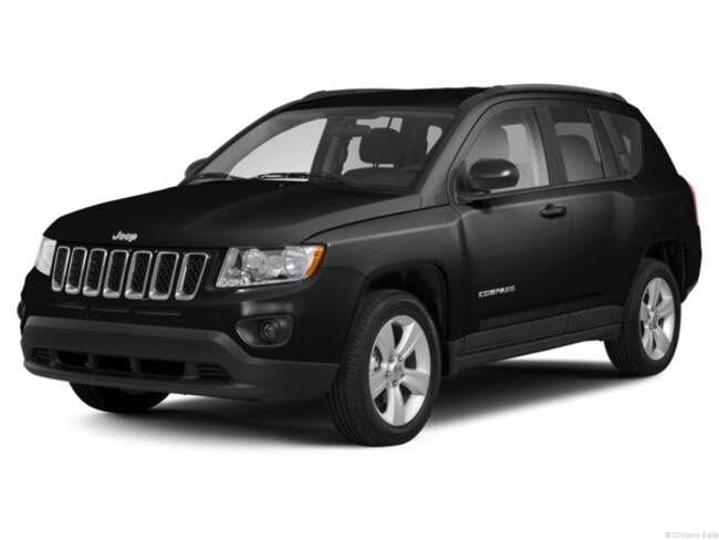 Used 2013 Jeep Compass Sport SUV Near Buffalo
