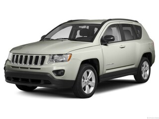 Used 2013 Jeep Compass Latitude 4x4 SUV for sale in Fort Worth TX