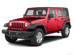 2013 Jeep Wrangler Unlimited Sport SUV in Exeter NH at Foss Motors Inc