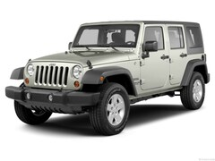 2013 Dodge Wrangler Unlimited Sport SUV