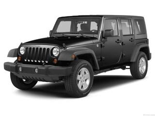 New 2013 Jeep Wrangler Unlimited 4WD  Sport Sport Utility in Woodbury, NJ