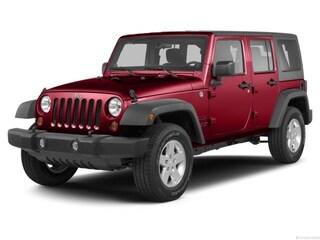 2013 Jeep Wrangler Unlimited Sahara 4WD  Sahara near Houston