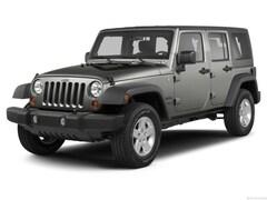 2013 Jeep Wrangler Unlimited Sahara SUV