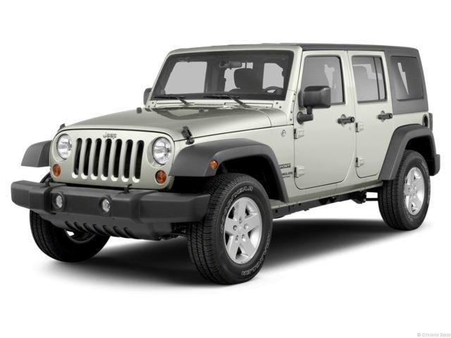 2013 Jeep Wrangler Unlimited Unlimited Sahara Lifted 4x4 Sahara  SUV