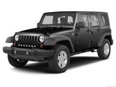 2013 Jeep Wrangler Unlimited 4WD  Sahara Sport Utility