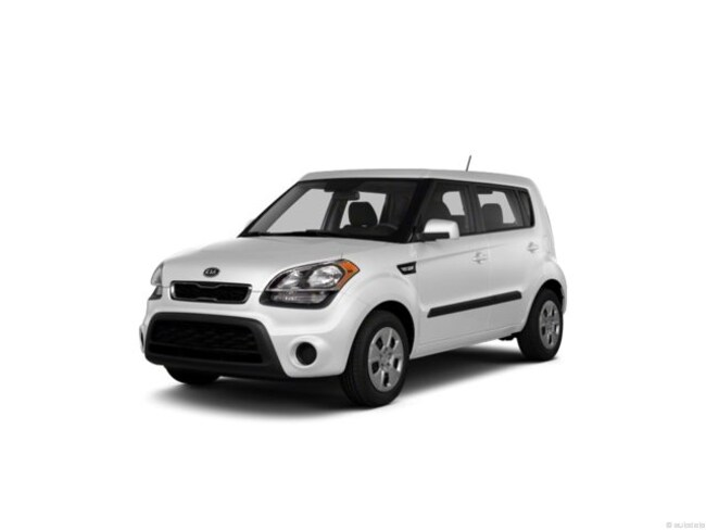 2013 Kia Soul Base Hatchback