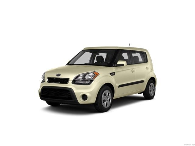Attractive 2013 Kia Soul Base Hatchback