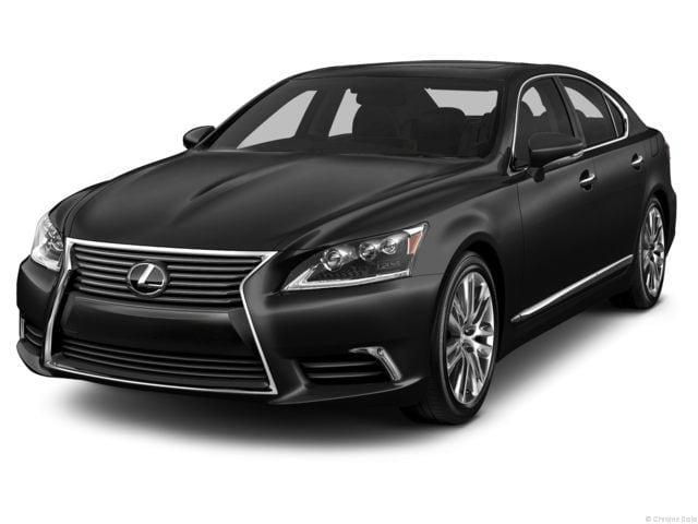2013 LEXUS LS Sedan