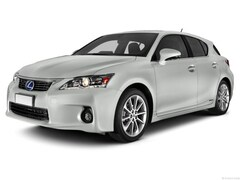 Used 2013 LEXUS CT 200h Hatchback