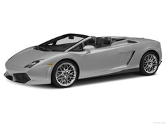 2013 Lamborghini Gallardo LP550-2 Convertible