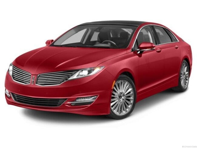 2013 Lincoln MKZ AWD Reserve and Tech Package with Nav and Moon Roo Sedan