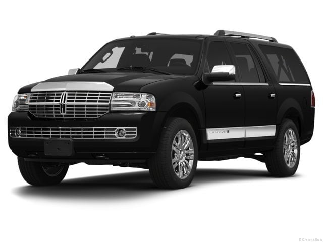 2013 Lincoln Navigator L SUV