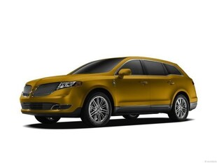 2013 Lincoln MKT Livery SUV