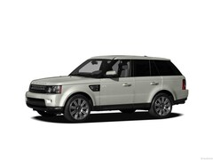 Used Land Rover 2013 Land Rover Range Rover Sport Supercharged SUV in Dallas, TX