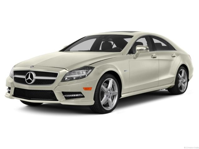 2013 Mercedes-Benz CLS-Class CLS 550 Coupe