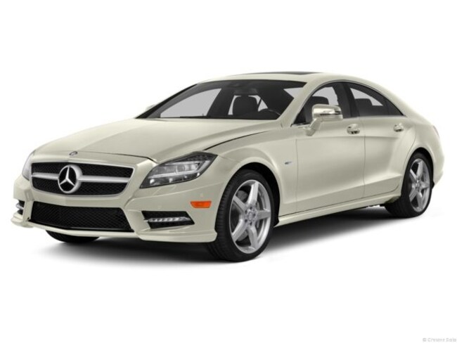 Used Hyundai 2013 Mercedes-Benz CLS-Class CLS 550 Coupe for sale in Rayville