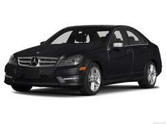2013 Mercedes-Benz C-Class C 300 Luxury Sedan