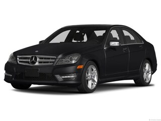 Pre-Owned 2013 Mercedes-Benz C-Class C 300 4MATIC Sedan Des Moines IA