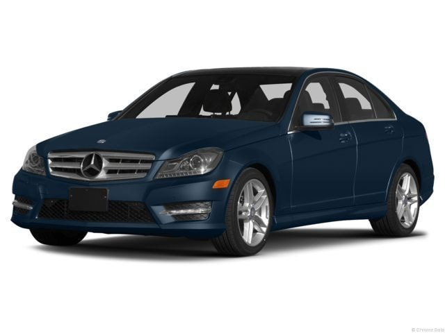 Used 2013 Mercedes Benz C Class C 300 4MATIC Sedan For Sale In West