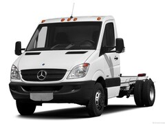 2013 Mercedes-Benz Sprinter 3500 Chassis Base Truck