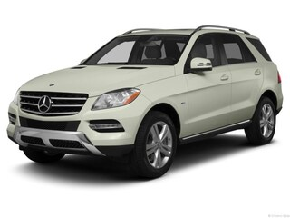 Used 2013 Mercedes-Benz M-Class ML 350 SUV for sale in Brentwood