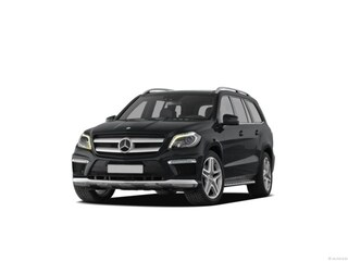 Certified 2013 Mercedes-Benz GL-Class GL 450 4MATIC SUV for Sale in Midland, TX