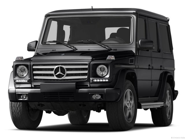 Pre Owned Luxury Vehicles 2013 Mercedes Benz G Class G 550 SUV For
