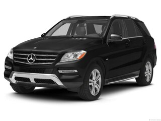 Used 2013 Mercedes-Benz M-Class ML 350 BlueTEC 4MATIC SUV for Sale in Lewisville, TX