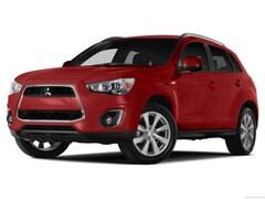 2013 Mitsubishi Outlander Sport ES 2WD  Man ES