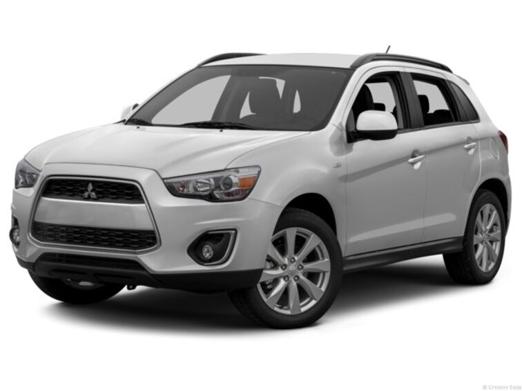 Certified Used 2013 Mitsubishi Outlander Sport LE SUV In Green Bay