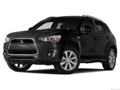 2013 Mitsubishi Outlander Sport ES AWC SUV