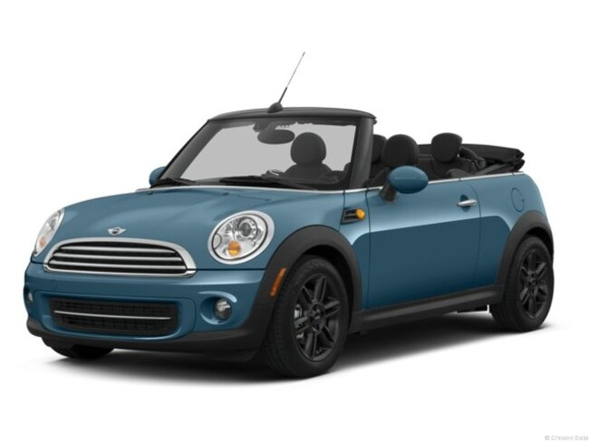 2013 MINI Cooper Base Convertible