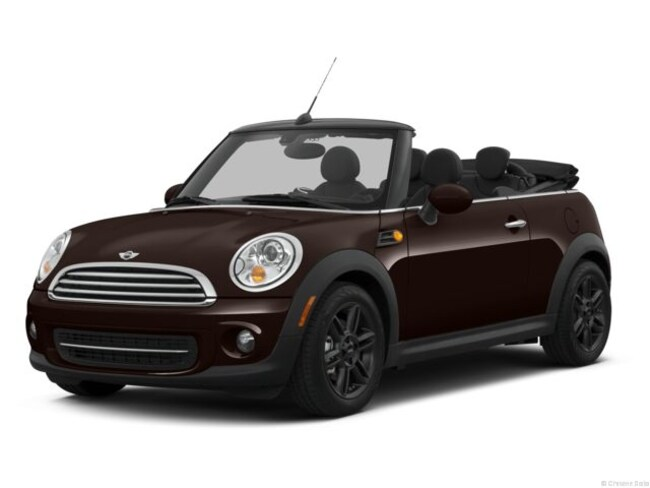 Used 2013 MINI Convertible Cooper Convertible For Sale in Portland, OR