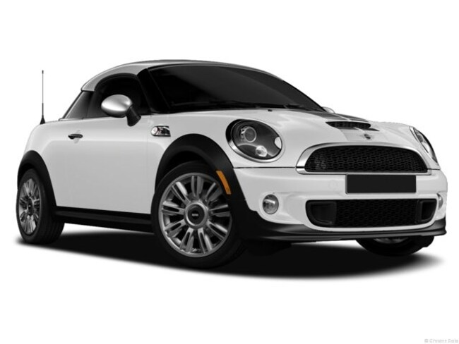 Used 2013 Mini Coupe Cooper S In Warwick Ri Near Providence