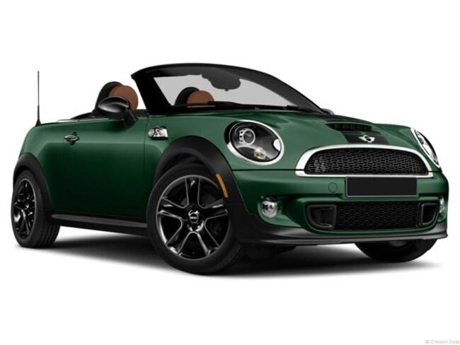 Used 2013 Mini Roadster For Sale At Braman Mini Of Palm Beach Vin