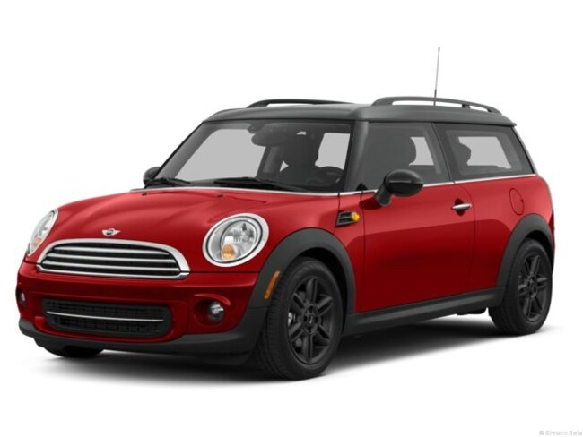 Used 2013 Mini Clubman Cooper For Sale In Toledo Serving Maumee
