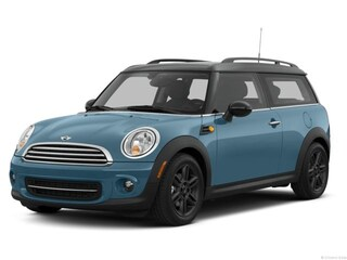 2013 MINI Clubman Clubman Coupe