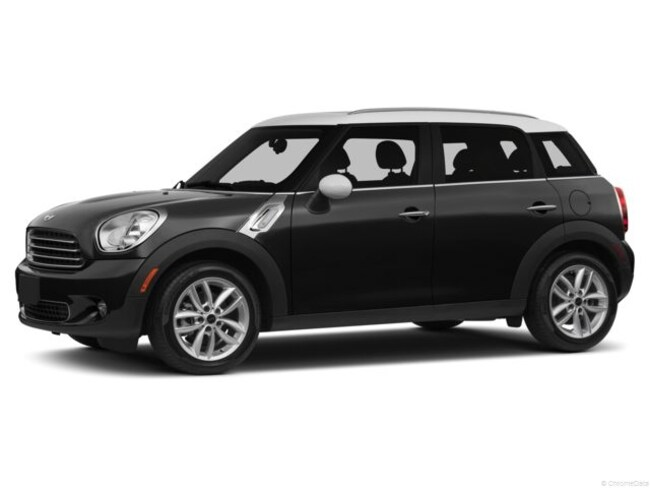 Used 2013 Mini Cooper Countryman For Sale Near Houston Crosby