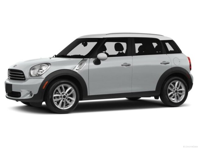 2013 MINI Countryman Cooper SUV