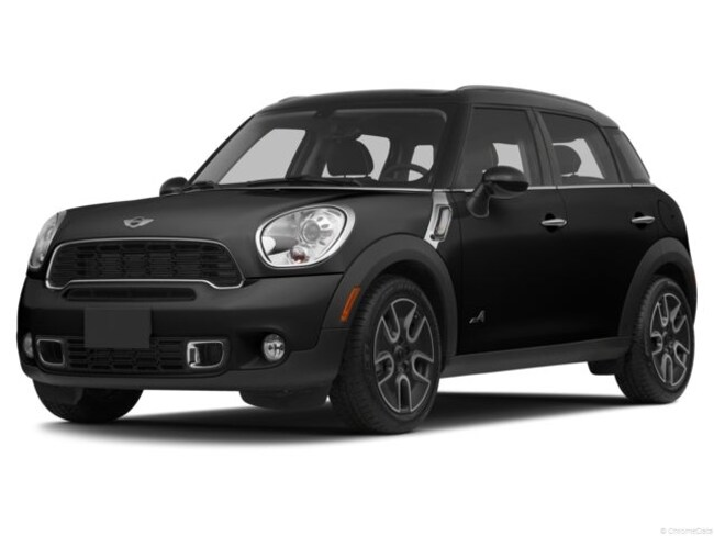 2013 MINI Cooper Countryman FWD 4dr S Car