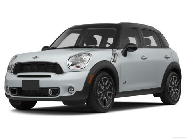 Used 2013 Mini Cooper S Countryman For Sale In Tx Tx Dwp33498