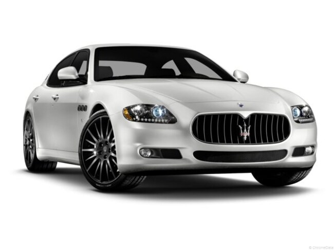used 2013 maserati quattroporte for sale ft lauderdale fl. Black Bedroom Furniture Sets. Home Design Ideas