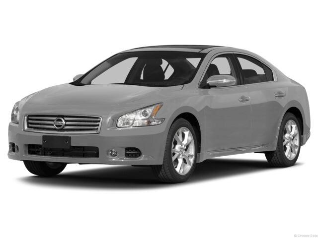 2013 Nissan Maxima 3.5 SV Sedan